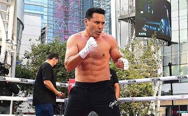 Tüm zamanların en iyi 29. boksörünün dönüşüne korona mani oldu