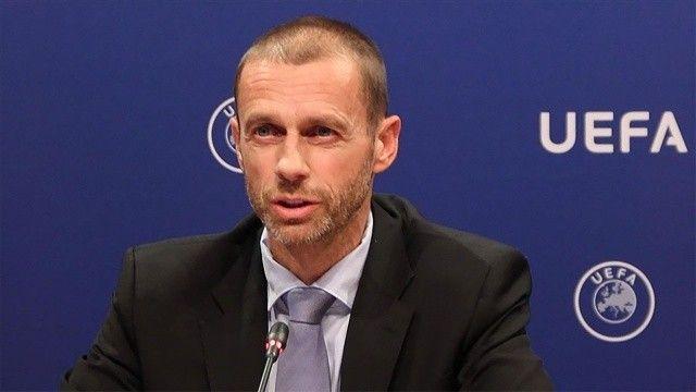 UEFA 'iki yılda bir Dünya Kupası'na karşı çıktı