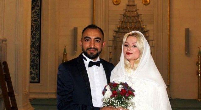 Ukrayna'lı Kristina Müslüman olup Sivas'a gelin geldi!