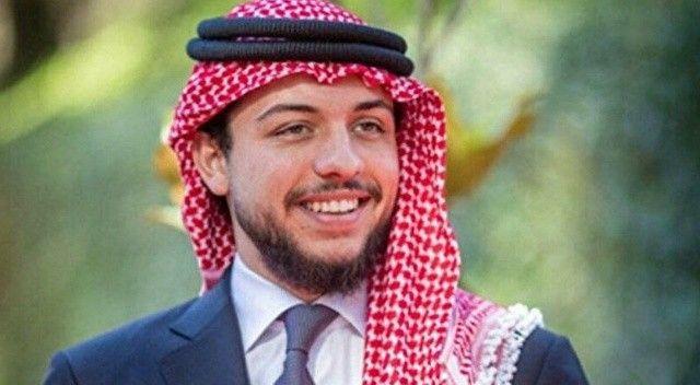 Ürdün Veliaht Prensi Hüseyin bin Abdullah Kovid-19'a yakalandı