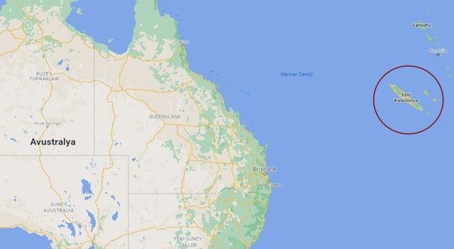 Yeni Kaledonya'da Covid-19 kaynaklı ilk can kaybı
