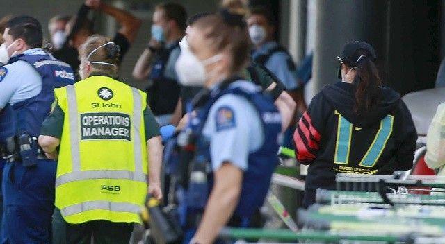 Yeni Zelanda'da süpermarkette 'terör' saldırısı: Yaralılar var