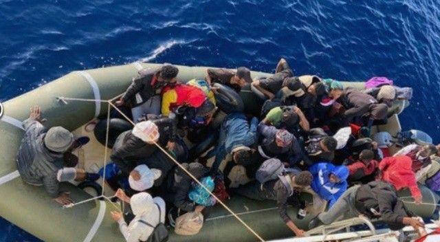 Yunan Sahil Güvenliği ekipleri göçmenleri ölüme terk ediyor