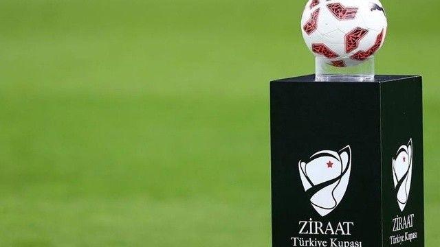 Ziraat Türkiye Kupası'nda 1. Eleme Turu maçları bitti