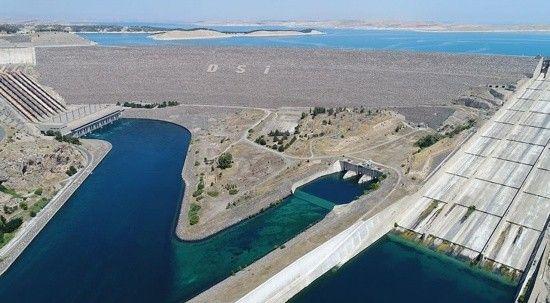 'Hidroelektrik kapasitesinde ilk 10 ülke arasındayız'