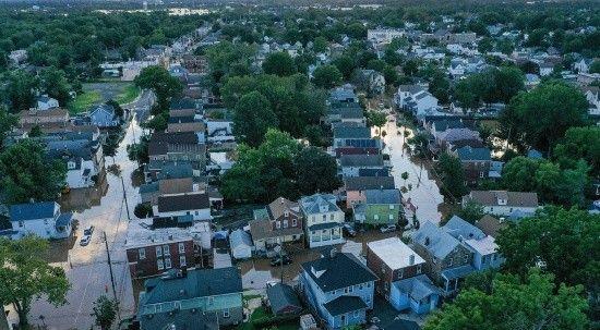 ABD'yi Ida Kasırgası vurdu: Can kaybı yükseliyor
