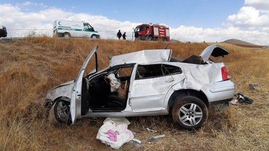 Adana'da feci kaza: Bir anne evlatsız, bir evlat da anasız kaldı