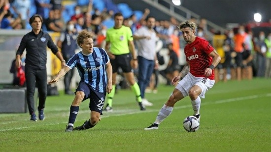 Adana Demirspor, evinde Gaziantep'i 4-0 mağlup etti