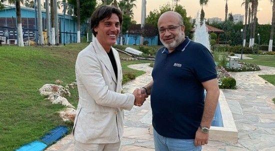 Adana Demirspor, Vincenzo Montella ile anlaştı