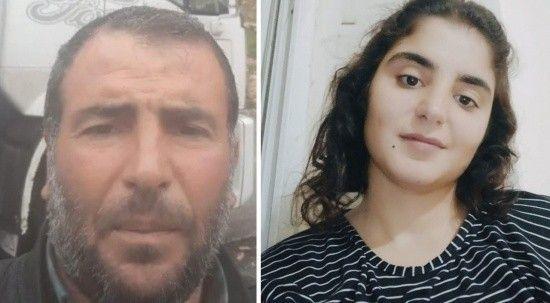 Baba sokak ortasında öldürüldü, kızı kayıp