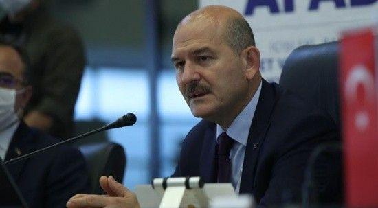 Bakan Soylu'dan Kılıçdaroğlu'na tepki: FETÖ'nün kasetiyle partiye çöktün