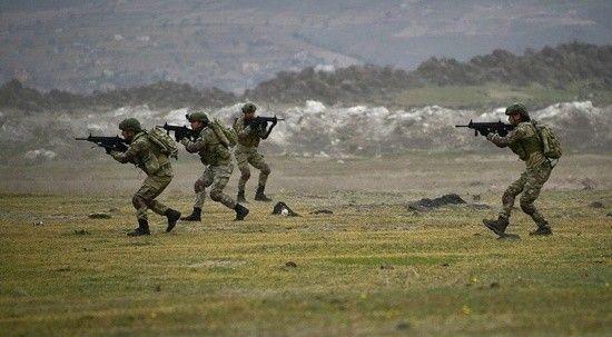 Barış Pınarı bölgesinde 11 PKK/YPG'li terörist etkisiz hale getirildi