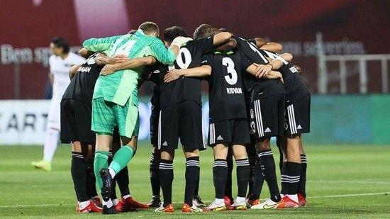 Beşiktaş, Ajax kamp kadrosunu açıkladı