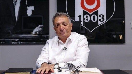 Beşiktaş Başkanı Çebi: Başarımız Türk futbolunun başarısı olacaktır