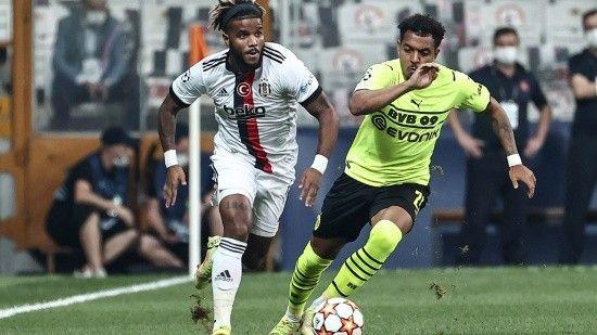 Beşiktaş bu sezon ilk golünü Şampiyonlar Ligi'nde yedi