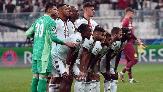 Beşiktaş, Borussia Dortmund'a 2-1 yenildi