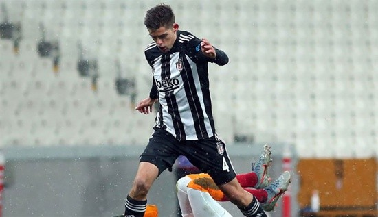 Beşiktaş'ta Montero maç kadrosundan çıkarıldı! Eksik sayısı 10'a yükseldi