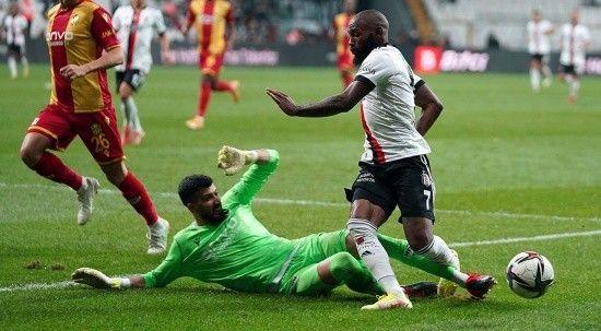 Beşiktaş'ta sakatlık şoku! N'Koudou kadrodan çıkarıldı