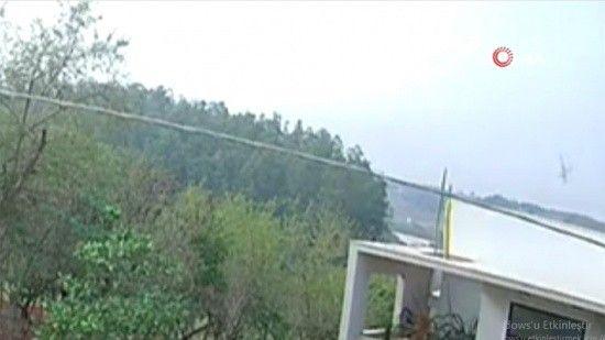 Brezilya'da küçük uçak düştü, 7 ölü var