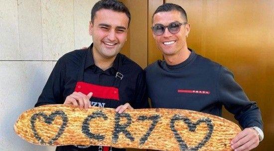 Cristiano Ronaldo ve CZN Burak ortak oluyor! Teklif Ronaldo'dan geldi
