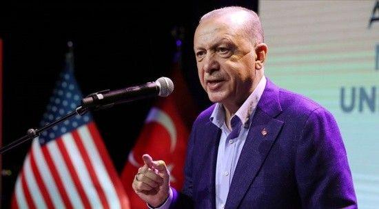 """Cumhurbaşkanı Erdoğan: """"ABD, Afgan mülteciler konusunda daha fazlasını yapmalı"""""""