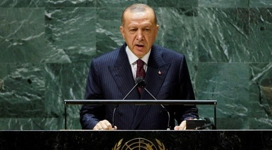 Cumhurbaşkanı Erdoğan'dan BM kürsüsünde Turkovac sözü