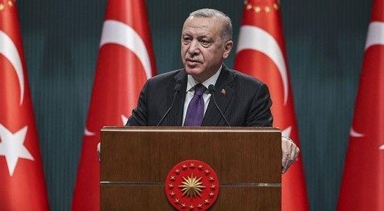Cumhurbaşkanı Erdoğan yargıdaki yenilikleri açıkladı