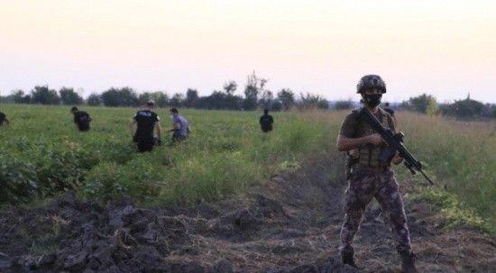 Devriye gezen polislere silahlı saldırı düzenlendi, şüpheliler  yakalandı