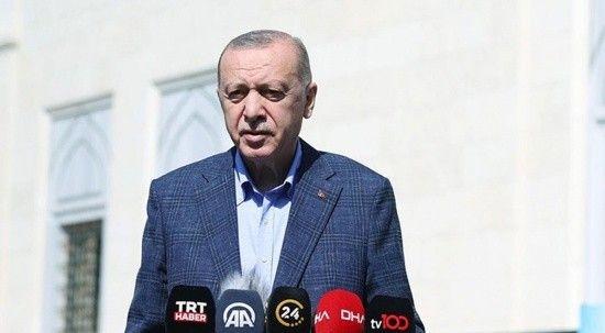 Erdoğan: ABD ile iki NATO ülkesi olarak daha farklı konumda olmamız gerekir