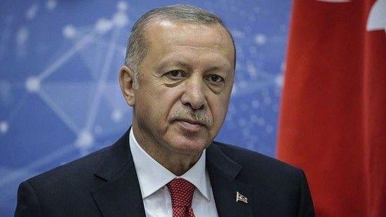 Erdoğan'dan Ampute Futbol Milli Takımı'na tebrik