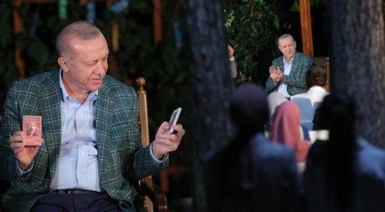 Erdoğan'dan gençlere: Şiir gibi konuşun, şiir gibi yaşayın