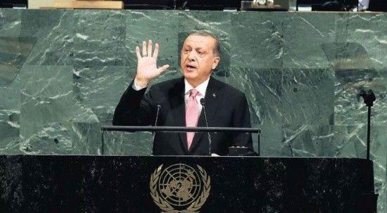 Erdoğan'ın BM tezine Paris desteği