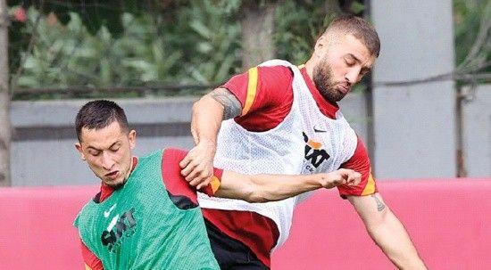 Fatih Terim'den Lazio revizyonu