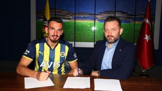Fenerbahçe Mergim Berisha transferini duyurdu