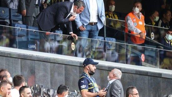 Fenerbahçeli taraftarlardan Ali Koç'a tepki!