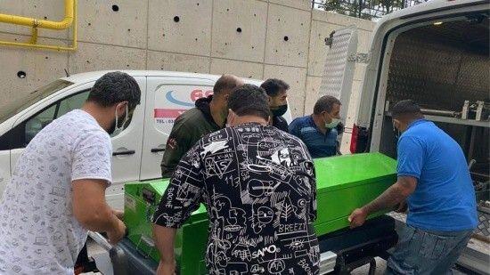 Fenomen 'Tostçu Mahmut'un cenazesi memleketine gönderildi