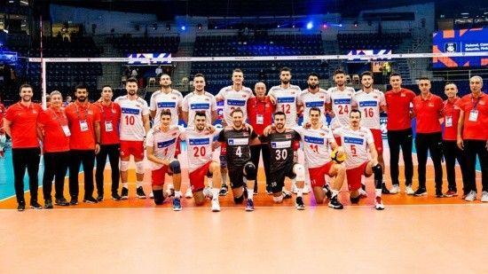 Filenin Efeleri, Rusya'yı 3-1 yendi