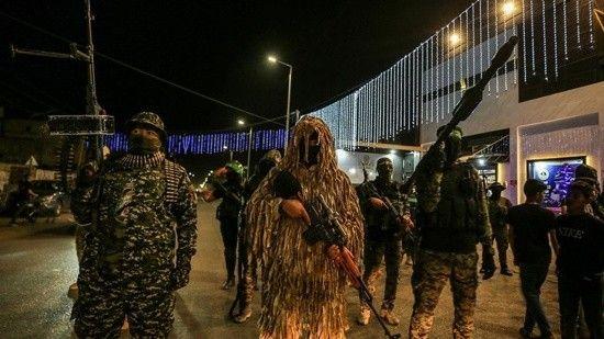 Filistin direniş gruplarından İsrail'e tehdit: Karşılığı sert olacak