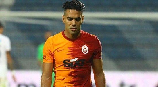 Galatasaray açıkladı: Falcao'nun sözleşmesi feshedildi