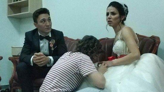 Gelinin düğün günü, annesinin ölüm günü oldu