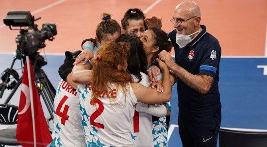 Golbol Kadın Milli Takımı Tokyo'da altın madalya kazandı