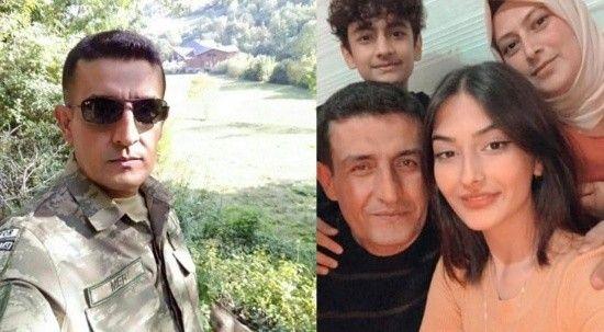 Hatay'da eşini ve 2 çocuğunu öldüren eski uzman çavuş gözaltına alındı