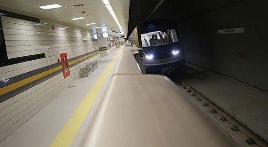 Havalimanı metrosunda test sürüşleri Kasım ayında başlıyor