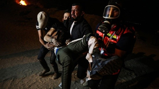 İşgalci İsrail gerçek mermiyle saldırdı: 1 kişi öldü