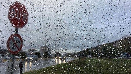 İstanbul için gök gürültülü yağış uyarısı