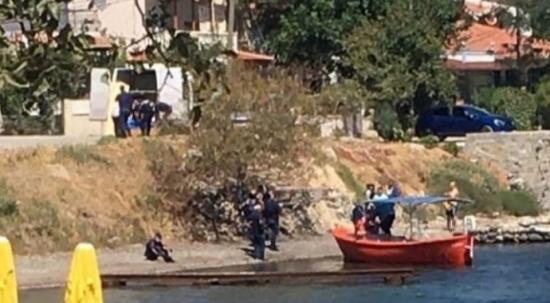 İzmir'de tekne alabora oldu! 1 kişi hayatını kaybetti