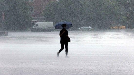 Kastamonu ve Sinop'ta yağış alarmı