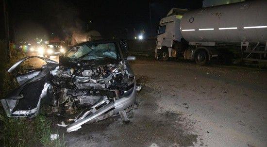 Kocaeli'de feci kaza: Çocuk camdan fırladı