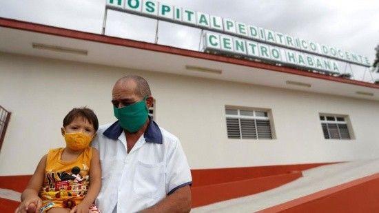 Küba'da aşı yaşı 2 üstü oldu