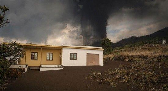 La Palma'da yanardağ paniği sürüyor! Felaket bölgesi ilan edildi